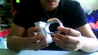 Casio Gold A178WGA-1A Unboxing