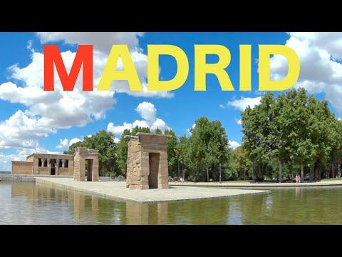 """【full-hd】""""madrid""""-la-capital-de-españa-r¡i¡-/-spain"""