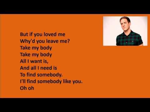 Stevie McCrorie - All I Want Lyrics