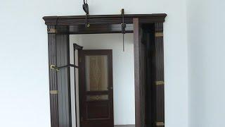 Установка дверей RADA ч.8 - установка капителей #установка дверей(, 2015-05-21T20:44:11.000Z)