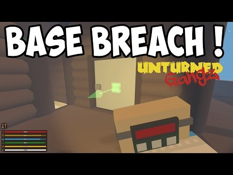 "UNTURNED GangZ - ""Blast It Open!!"" - S3E06 (Yukon Multiplayer PvP)"