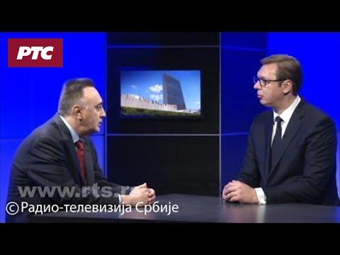 Vučić u Njujorku: Nadao sam se većem razumevanju za Srbiju