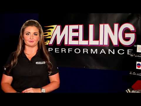 Melling partners with Erica Enders 2 time NHRA Pro Stock Champion