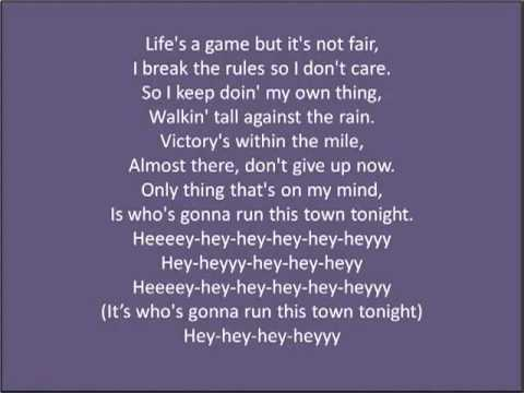Run This Town-Jay-Z Ft. Kanye West & Rihanna-Lyrics (Deutsche Übersetzung)