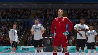 Alemania vs Inglaterra Futsal Germany vs England Futsal