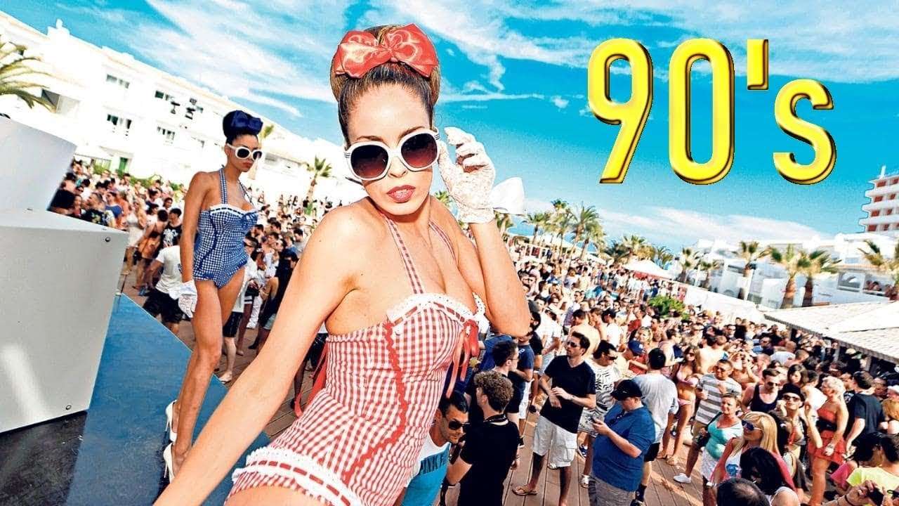 The Best of the Best 90's Disco Dance Mix [Remix]