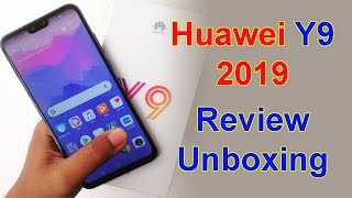 3ca29f896 مراجعة و فتح صندوق جوال هواوي واي 9 | Huawei Y9 2019 review and unboxing ...