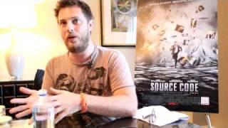 Source Code Director Duncan Jones Interview Part 1