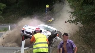 BEST MOMENTS PASSO DELLO SPINO 2015 SPETTACOLO DRIFT CRASH BRAGAGNI LEOGRANDE CASSIBBA