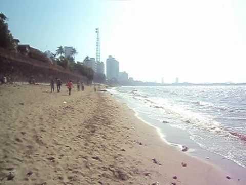 Shivaji Park Beach Dadar