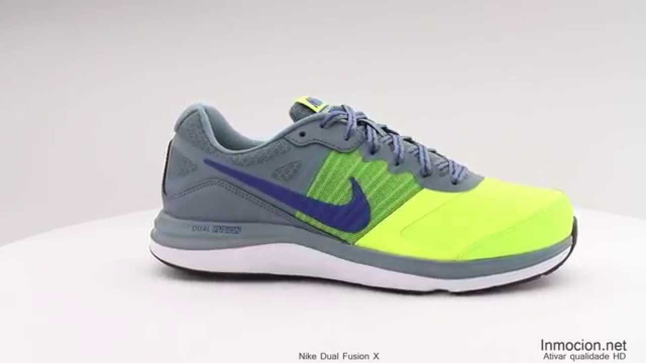 sports shoes 751fd 6f11d Nike Dual Fusion X - YouTube