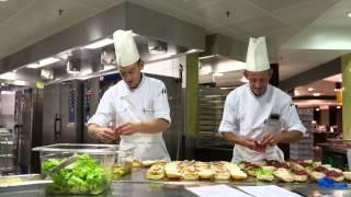 Christof Melliger, Koch, Personalrestaurant Guggi