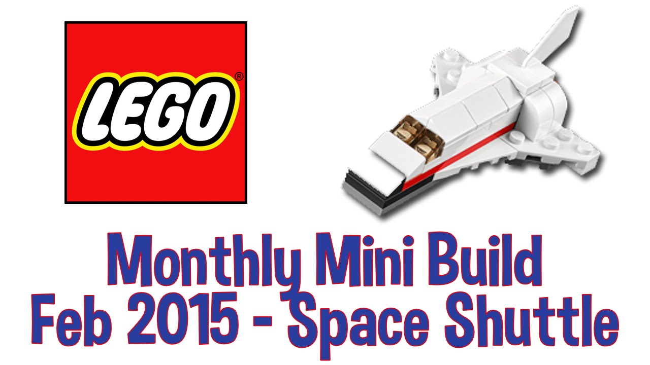 lego space shuttle speed build - photo #16