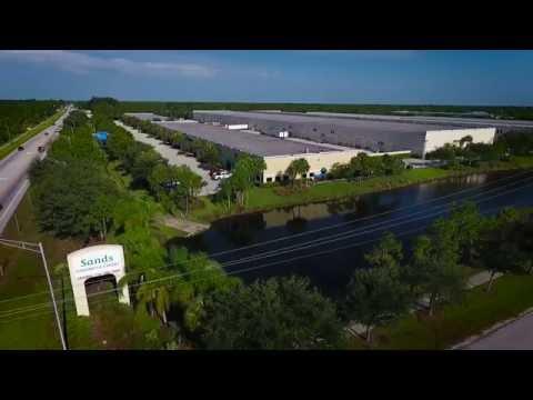 Sands Commerce Center, Palm City, Treasure Coast, Florida