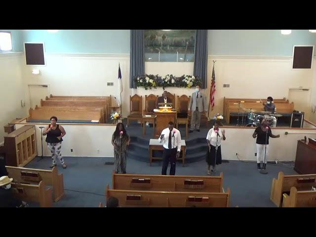 South Calvary MBC Sunday Morning Worship - July 25, 2021