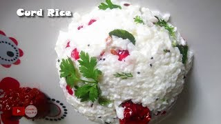 Pomegranate Curd Rice   Beads of Sweet Surprise   Ready in 20 mins