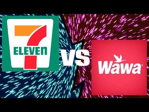 7 Eleven vs. Wawa - Mike Matei Live