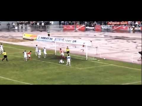 Goal Yakovlev vs Smena (Komsomolsk on Amur)