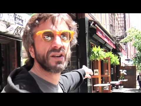 From the Vaults: Marc Maron Remembers the Lower East Side: East Village Street
