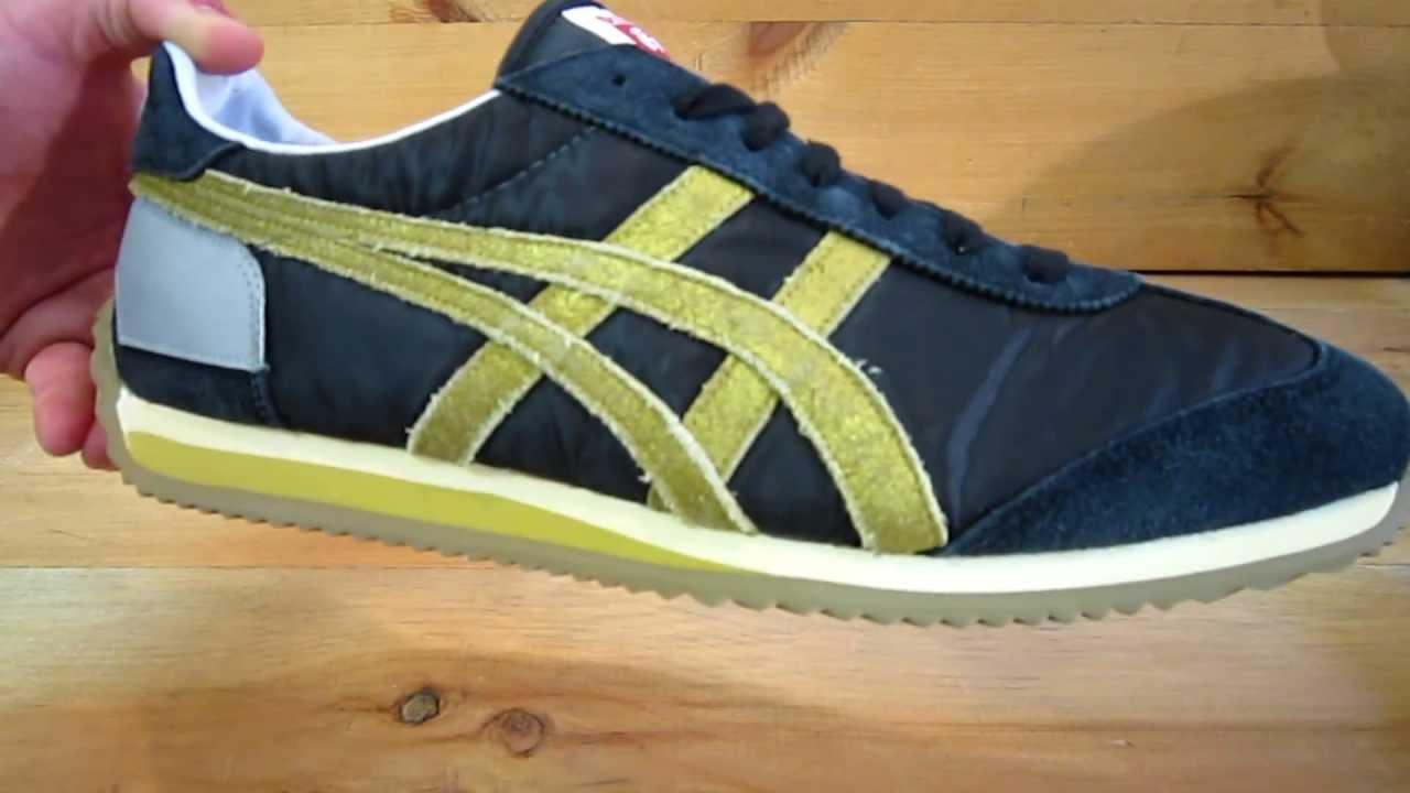 a89ba5359717 Onitsuka Tiger California 78 OG Vintage Shoes Black - YouTube