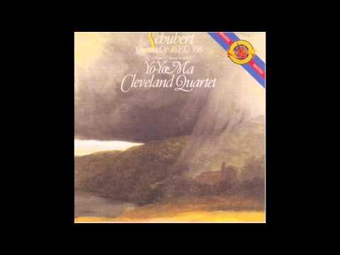 Cleveland Quartet & Yo-Yo Ma - Schubert Quintet in C