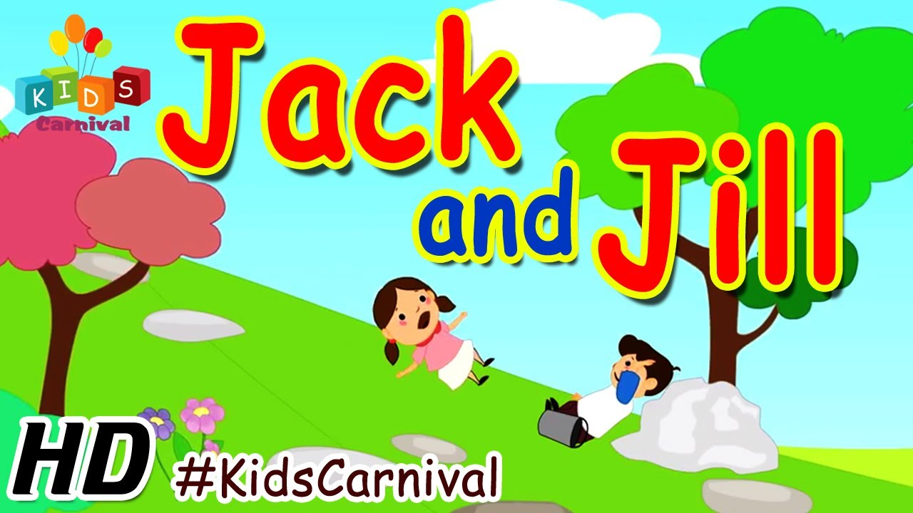 Jack And Jill Rhyme Kids Nursery Rhymes Play School