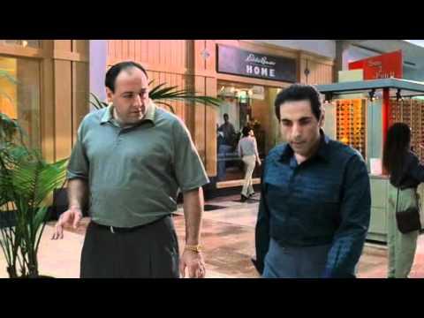 The Sopranos - Richie And Tony Talk Shop