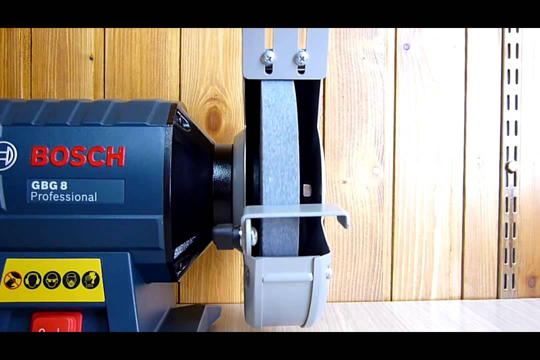 Bosch Gbg 8 Bench Grinder Mrthomas Youtube
