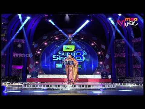 Super Singer 8 Episode 30 - Chitra Performance