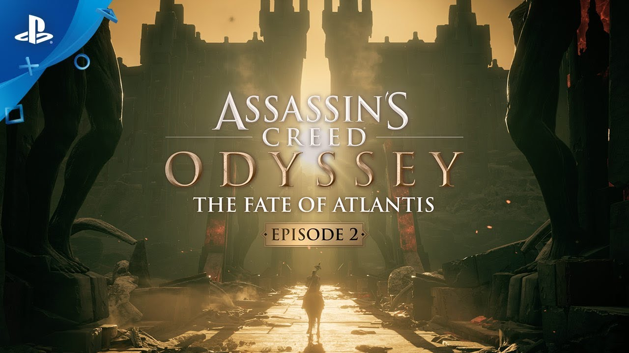 Assassin's Creed Odyssey - E3 2019 The Fate of Atlantis: Episode 2 | PS4