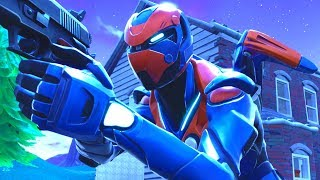 [FORTNITE] CRITERION Skin Gameplay! - VICTORY ROYALE!