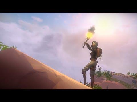 WORLDS ADRIFT Official Gameplay Trailer (New Sandbox MMO Game) 2017