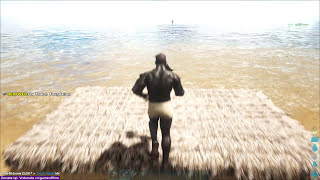 ARK Online #2 - Alpha Carnotaurus Phá Sập Nhà Mình Rồi, Huhu :(
