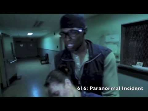 616: Paranormal Incident - Agent Pope fright scene starring Josef Cannon, Tom Downey & Vai Tiare