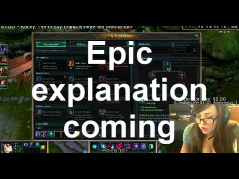 [IPR~] Today on Gamers Girls: Kaceytron, a professional gamer history.