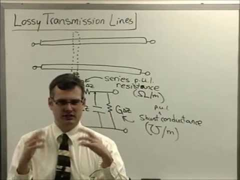 THT05: Lossy Transmission Lines