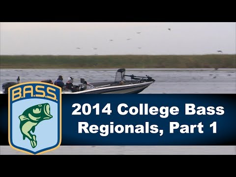 2014 College Bass Regionals Part 1