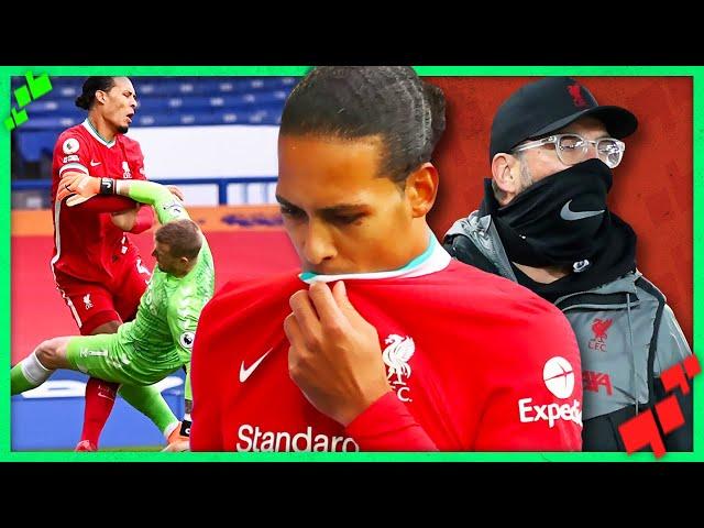 Has Virgil van Dijk's Season-Ending Injury RUINED Liverpool's Title Hopes?! | W&L