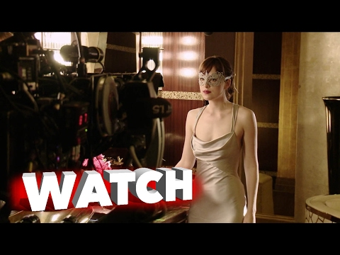 Fifty Shades Darker: Exclusive Behind the Scenes Featurette