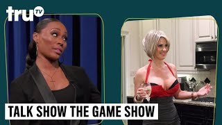 Talk Show the Game Show - Bonus Game: Lose the Scarf (ft. Cynthia Bailey) | truTV