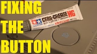 Sony PlayStation 1 Eject Button Maintenance