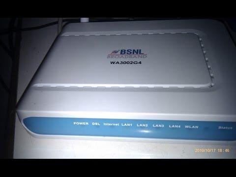 utstar wa3002g4 modem configuration youtube rh youtube com