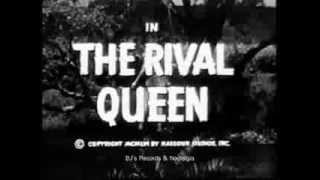 SHEENA QUEEN OF THE JUNGLE.  The Rival Queen.  1956 TV Episode starring Irish McCalla.