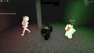 Roblox: SCP-096 Demonstration.