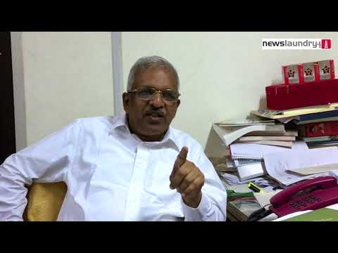 CPM Leader P Jayarajan Accuses RSS For The Revenge Killings In Kerala