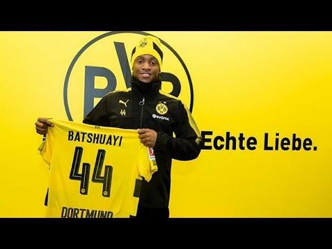 Миши Батшуайи | Все 19 голов за Челси в сезоне 2017/18 | Удачи в Боруссии Дортмунд!!!