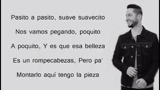 DESPACITO - Luis Fonsi ft. Daddy Yankee (Boyce Avenue Acoustic Cover) (Lyrics)