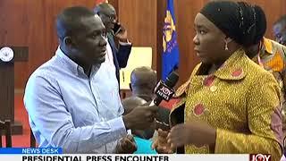 Presidential Press Encounter   News Desk on JoyNews (17-1-18)