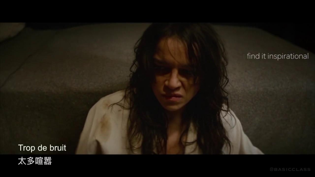 [Assignment] [Michelle Rodriguez] Ce que la vie a fait de
