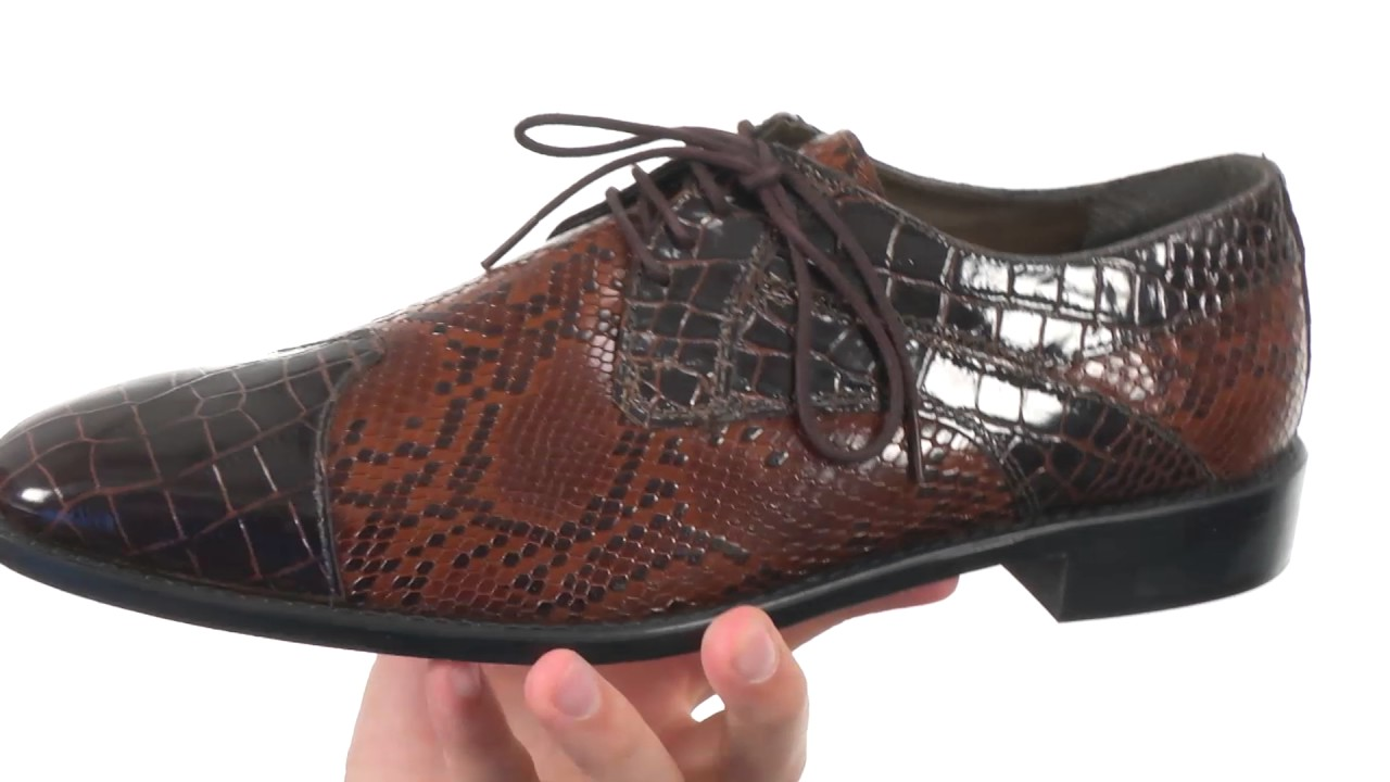 Stacy Adams Rivello Leather Sole